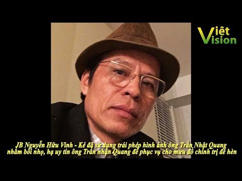 Rận chủ JB Nguyễn Hữu Vinh sắp bị ông Trần Nhật Quang khởi kiện