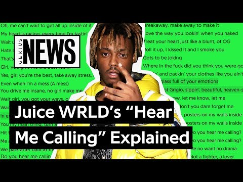 """Juice WRLD's """"Hear Me Calling"""" Explained 