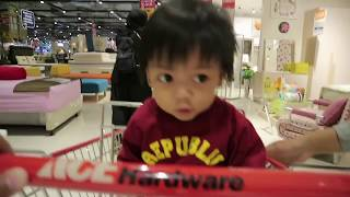Video Bayi Kembar 5 berkunjung ke Playground Living Plaza Cirebon MP3, 3GP, MP4, WEBM, AVI, FLV Februari 2018
