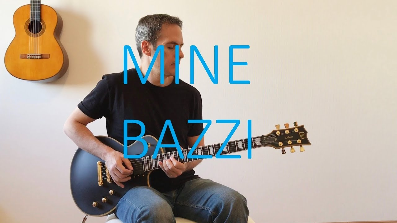 Bazzi – Mine – Electric Guitar Cover (with TABS)