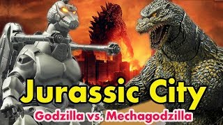Nonton Jurassic City   Godzilla Vs Mechagodzilla Film Subtitle Indonesia Streaming Movie Download