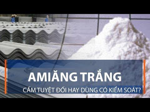 Amiăng trắng: Cấm tuyệt đối hay dùng có kiểm soát? | VTC1 - Thời lượng: 14 phút.