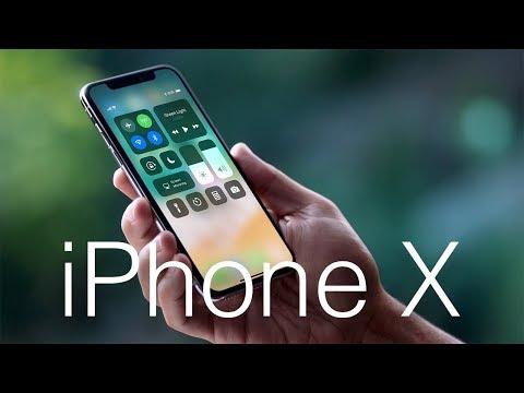 Презентация iPhone X на русском