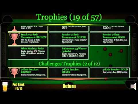 Play Snooker Online: Pub Snooker