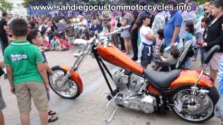 2. California American Ironhorse motorcycle