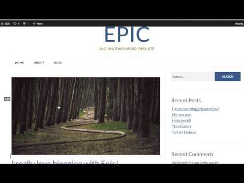 Front-end Editor WordPress plugin