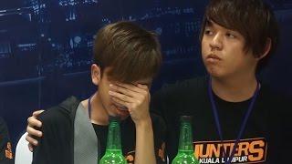 Tuyển thủ LMHT Malaysia bật khóc trong buổi phỏng vấn GPL mùa Hè 2015, liên minh huyền thoại, lmht, lol