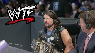 Nonton Wtf Moments  Wwe Smackdown  Dec 20  2016  Film Subtitle Indonesia Streaming Movie Download