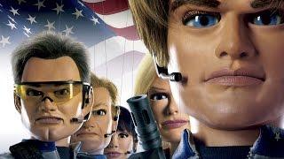 AMERICA F*#K YEAH! MUSIC VIDEO - Team America World Police THEME SONG