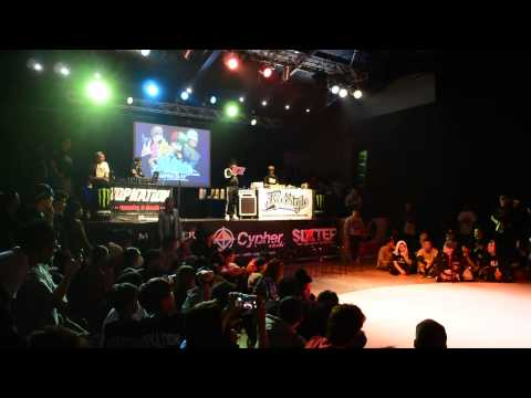超豪華B-BOY集結!Freestyle Session Japan 2014 Judge Moveがアツすぎる