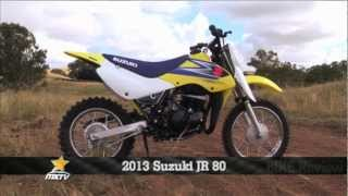 3. MXTV Bike Review - Suzuki JR 80