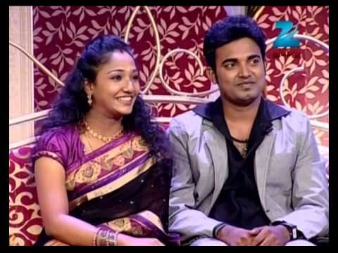 Aaha Enna Porutham - Couples Game Show - Zee Tamil TV Serial - Full Episode - 4