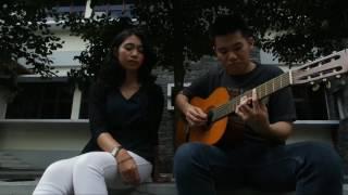 Berdua Saja- Payung Teduh cover by Cavia Zagita &  Daniel Sukmadja