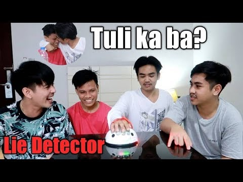 LIE DETECTOR WITH KUYA KEITH TALENS (TULI KANA BA?)
