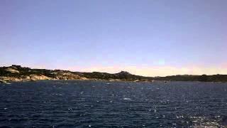 Isola Santo Stefano Italy  city photo : Isola di Santo Stefano, La Maddalena. Sardegna, Italy. Onboard SAREMAR ferry