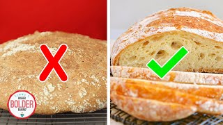 The 7 Most Common Breadmaking Mistakes You're Probably Making by Gemma's Bigger Bolder Baking