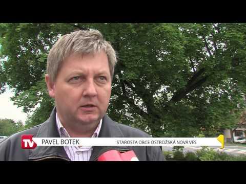 TVS: Ostrožská Nová Ves 27. 5. 2016