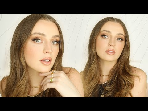 A Makeup Look With LASHES WHO ARE WE!!! видео