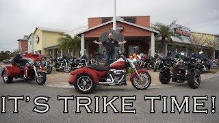 8. 2019 Harley-Davidson Trike Review    Let's Talk Trikes!!