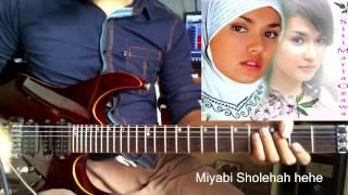 berikut tutorial untuk solo gitar dari wali band - bukan bang toyibsemoga bs membantu temen2 yang belajar lagu inijangan lupa like dan subscribenya yatengkyu :)