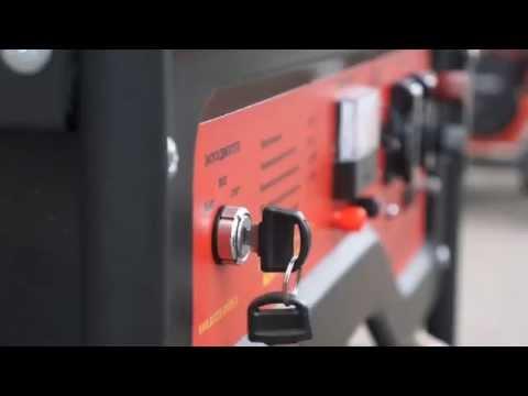 Генератор Aurora AGE 7500 DZN - Запускается сам.