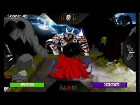 Video of Bio Sword Saga Lite