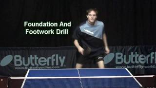 #22 A Combination Foundation & Footwork Drill