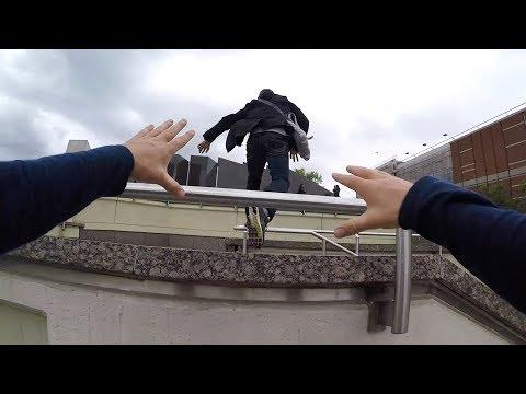 THIEF vs PARKOUR POV Chase   xXx Tribute