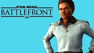 New Lando Glitch! (Star Wars Battlefront Funny Moments) by SkulShurtugalTCG