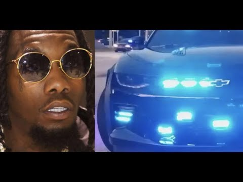 Offset ARRESTED for Weapons and He is on PROBATION, FIND OUT WHAT HAPPENED