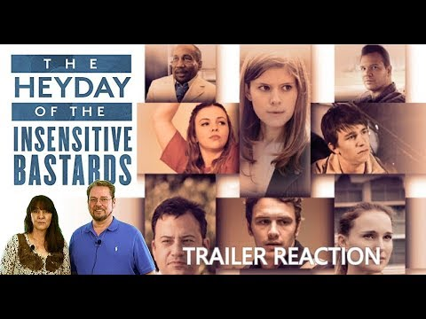 The Heyday of the Insensitive Bastards Trailer  #1 (2017) - Reaction