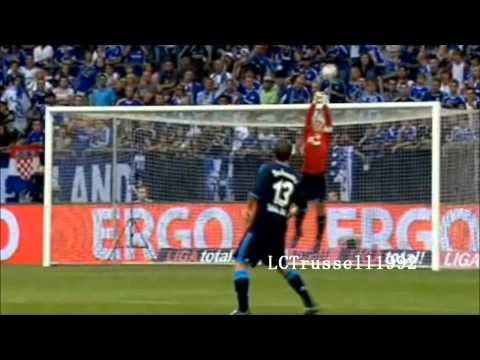 Lo mejor de Manuel Neuer, arquero alemán