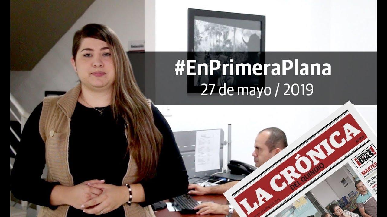 En Primera Plana: lo que será noticia este martes 28 de mayo