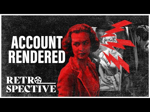 Account Rendered (1957) Featuring Honor Blackman - Full Movie