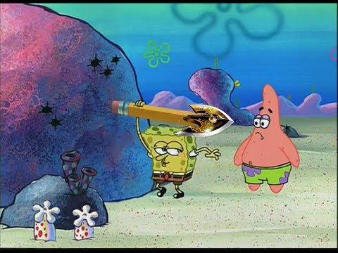 Spongebob Awakens His Stand