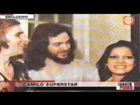 Reportaje de CAMILO SESTO para la televison Peruana ( Parte 01 ) HD