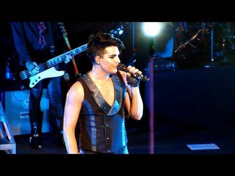 Adam Lambert - If I had you (Atlanta September 15, 2010) (видео)