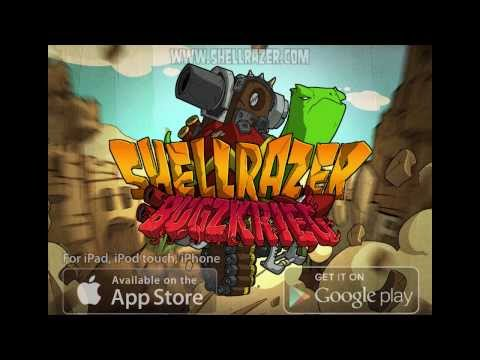 Video of Shellrazer