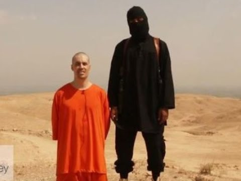 The Weird Thing About the #JamesFoley Beheading Video - And the #ISIS Casus Beli For War With #Syria
