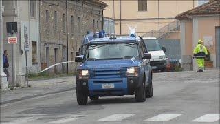 Senigallia Italy  City new picture : (Rare) Uscita XIV° Reparto Mobile Polizia di Stato di Senigallia / Italian Police Riot Vehicles