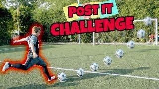 Video Post it football challenge MP3, 3GP, MP4, WEBM, AVI, FLV September 2018