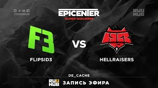 Flipsid3 vs HR, game 1