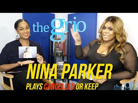 E! News host Nina Parker 'cancels + keeps' celebs who are in the hot seat