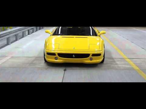 MC Customs | Ferrari F335
