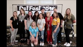 PETFEST 2018 VLOG! | PetTube Meet Up! by Maddie Smith