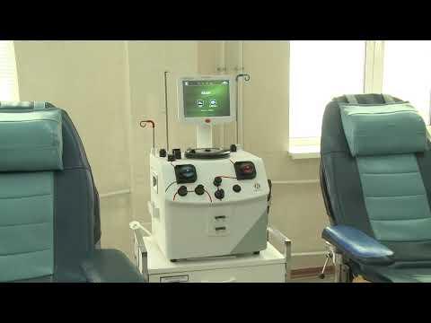 Президент страны посетил Национальный центр переливания крови в Кишиневе