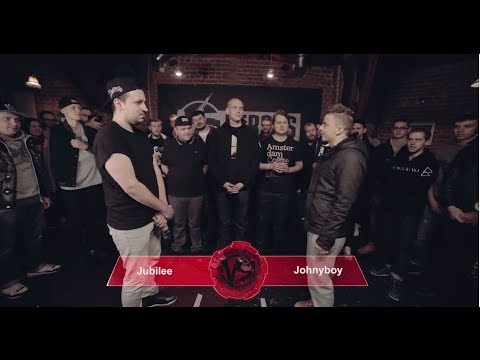 Versus Battle #1, Сезон 2: Johnyboy Vs Jubilee (2014)