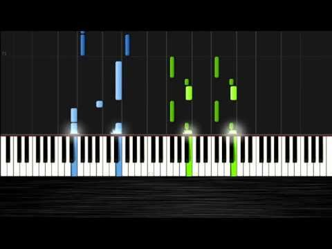 Rihanna - What Now - Piano Tutorial By Pluta-X - Synthesia