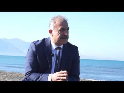 Başkan NEHİR Halk TV'nin Konuğu
