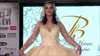 Basil Hamo 2017 Gelinlik Defilesi - 51 Moda Evi - Gelin Damat Fashion Day 2017